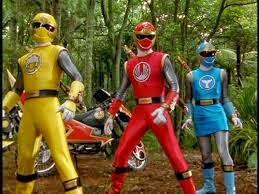 Siêu Nhân Cuồng Phong - Power Rangers Ninja Storm VietSub (2013)