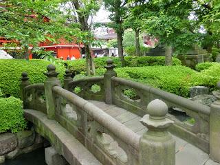 東照宮の石橋