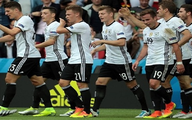 Northern Ireland vs Germany 0-1, Goals & Highlights at UEFA EURO 2016