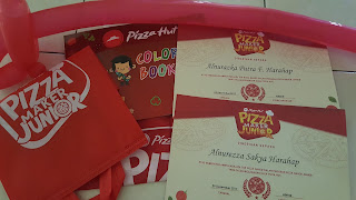 Fun Time #19 : Pizza Maker Junior, Acara Seru Buat si Kecil!