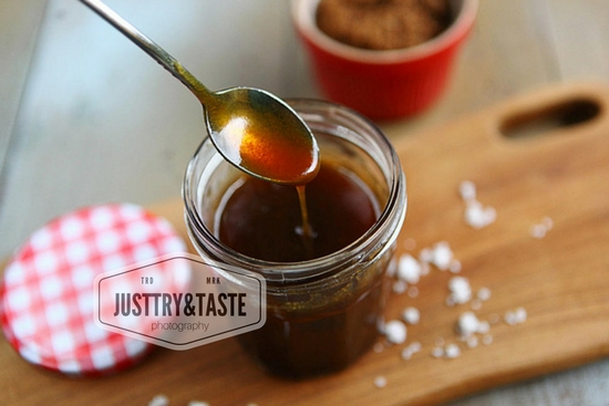 Resep Saus Butterscotch