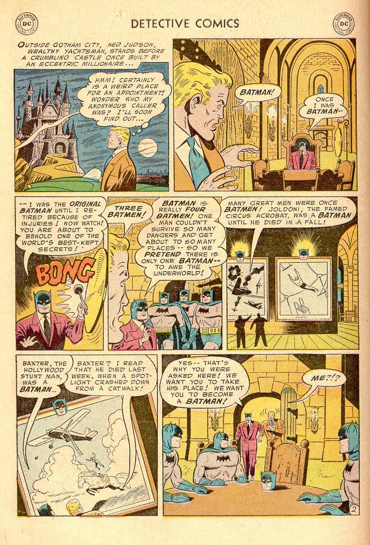 Detective Comics (1937) 222 Page 3