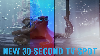 Finding Dory She's Almost Here TV Spot