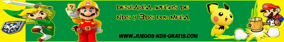 Roms NDS y 3DS | Descarga Juegos 3ds
