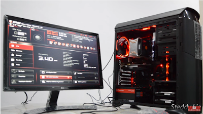 Merakit PC Untuk Keperluan Desain Interior