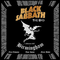 "Black Sabbath - ""Iron Man"" (from ""The End"")"