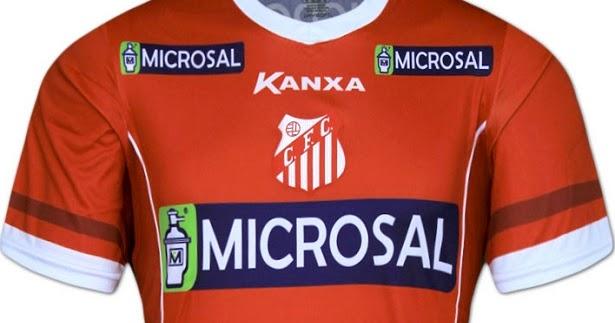 4d8481c5d8 Kanxa divulga novas camisas do Capivariano - Show de Camisas