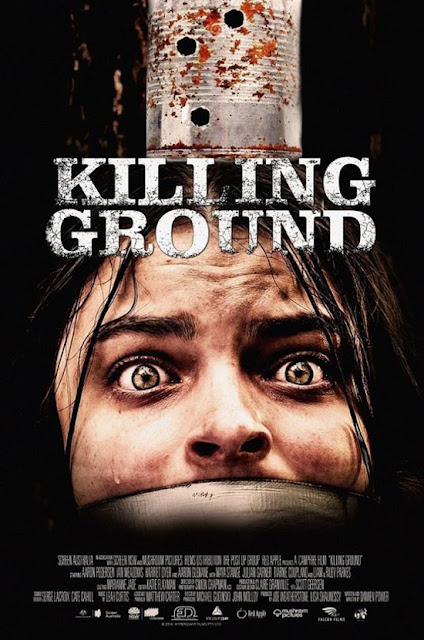 Killing Ground (2016) ταινιες online seires oipeirates greek subs