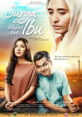 Trailer Film Surga di Telapak Kaki Ibu 2016