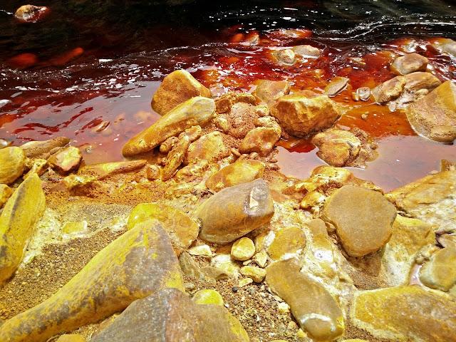 El Río Tinto y la Astronomía, increíble