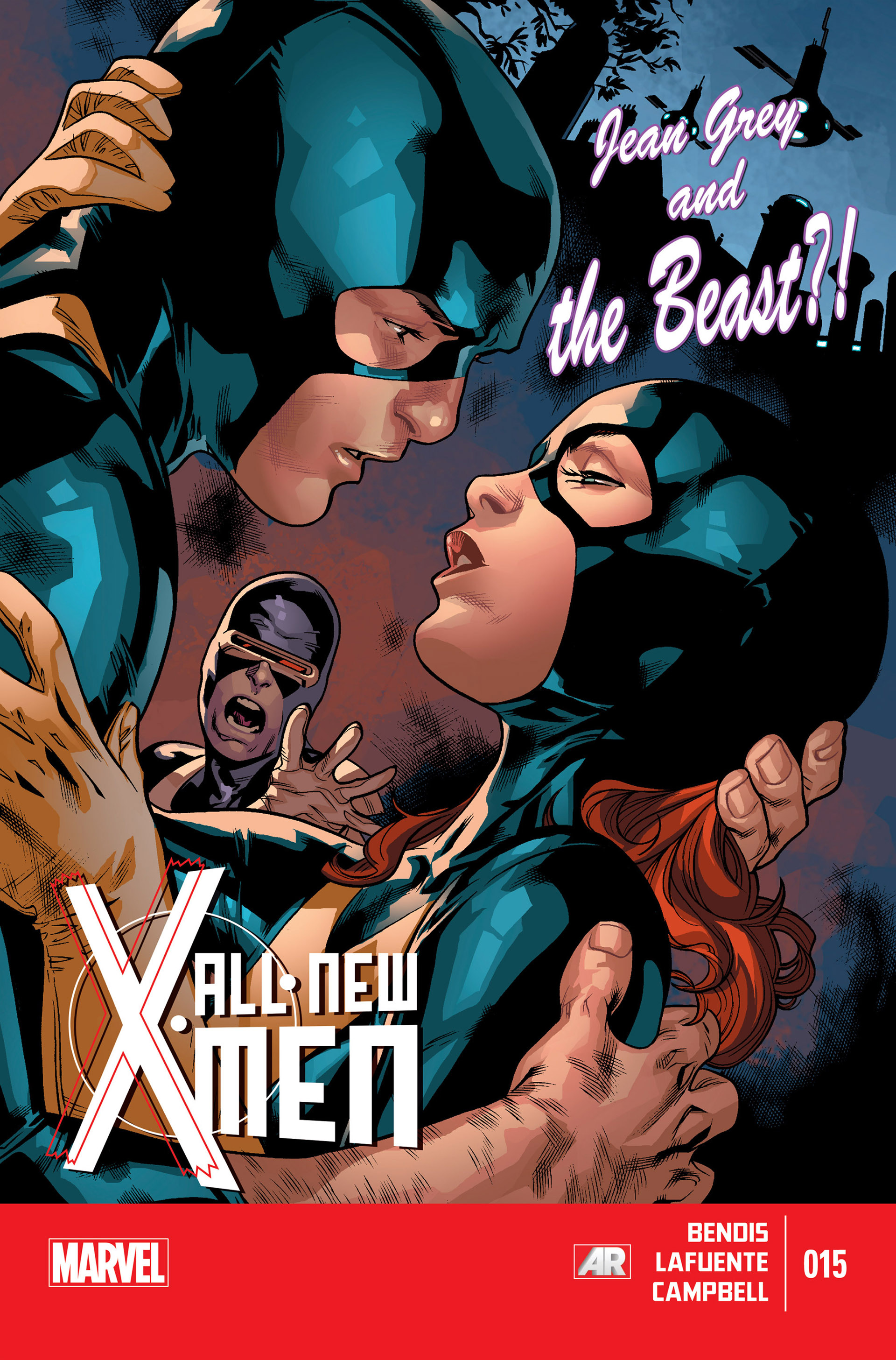 Read online All-New X-Men (2013) comic -  Issue #15 - 1