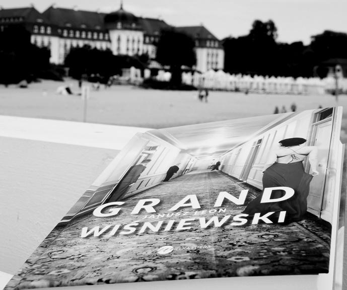 Bo moje rzeczy są w Krakowie...