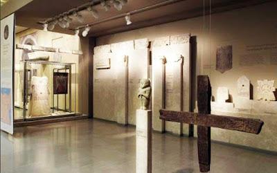 Βανδαλισμός στο Βυζαντινό Μουσείο