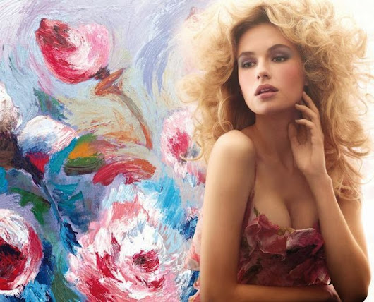 Laura Mercier Watercolour Clouds Collection For Spring 2015