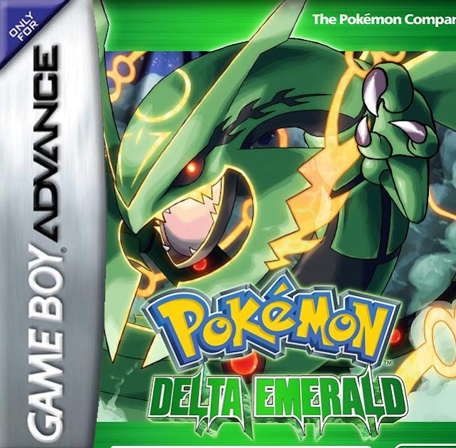 Pokemon Delta Emerald Gba Rom Hack Xy Pokemon Lovers