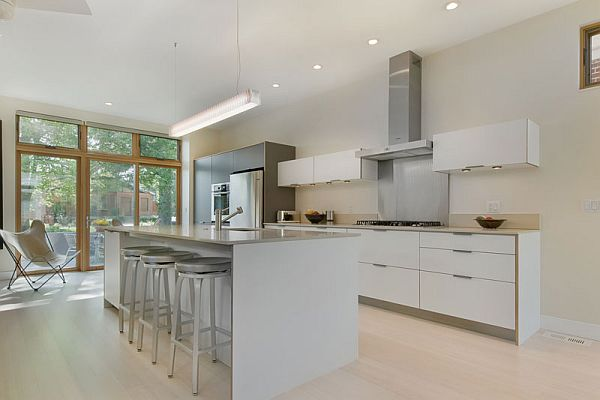 It should first be noted that perhaps the best lighting solutions for your kitchen are LED ones as it is a technology that can require some expenses up ... & How to Plan Energy Efficient and Practical Kitchen Lighting | Zamu0027s ...