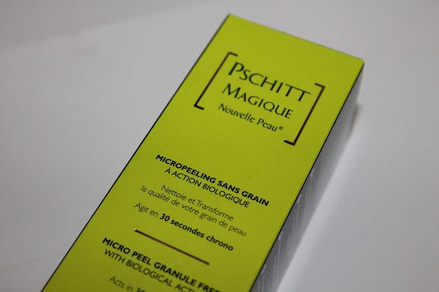 Micropeeling sans Grain Pschitt Magique - Garancia