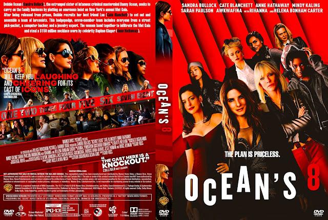 Ocean's Eight DVD