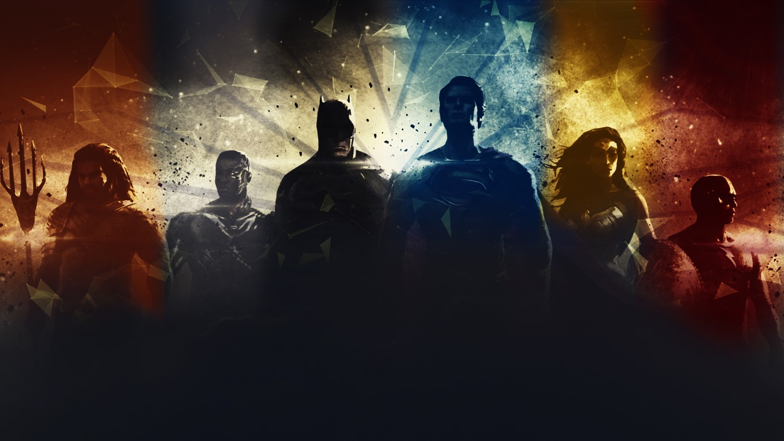 Justice League Full HD Wallpapers - Dawn of the Justice League