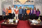 Perancis Kirim 33 Ton Barang Dan 100 Ribu Euro Bantu Korban Gempa Lombok