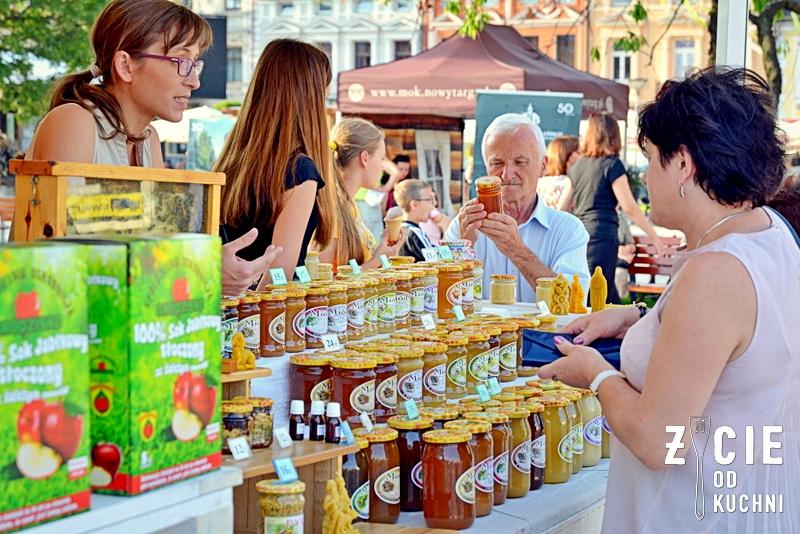 miod, zjedz na polu, malopolski festiwal smaku, blog, zycie od kuchni