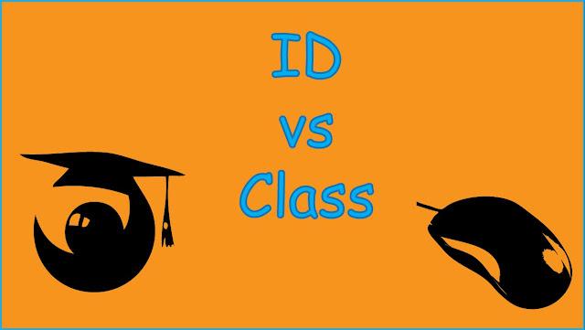 Pengertian Selectors ID and Class