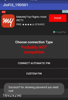 Direct Connect to wifi