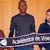 Nsor happy with Academico de Viseu stay
