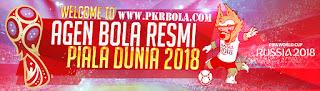 PIALA DUNIA 2018 DISITUS POKERBOLA