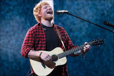 Ed Sheeran actuará en Madrid