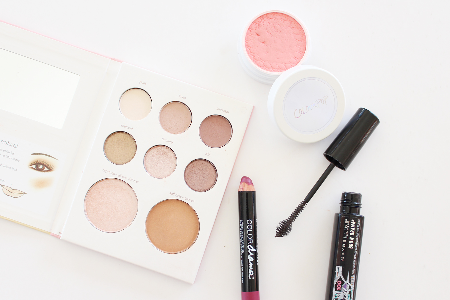 MOST LOVED | May '15 - Stila, Maybelline, ColourPop, Anatomicals, Daiso - CassandraMyee