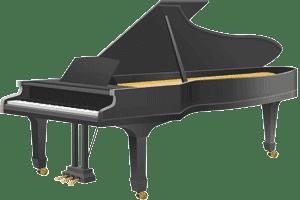 El piano, uno de los instrumentos musicales más conocidos y populares