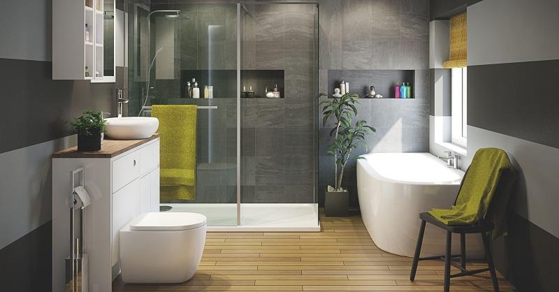 damp proofing bath