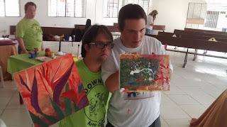 Downidos - Um lindo projeto inclusivo, Sammy e Vinicius