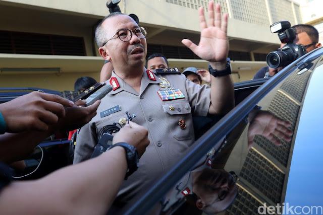 PD Ungkit Laporan 'Penyerbuan' Rumah SBY, Ini Respons Polri