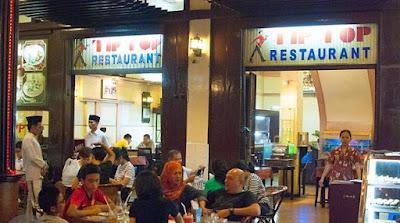 Restaurant Tip Top | Tempat Kuliner di Medan