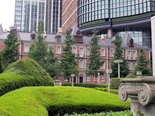 Brick Square Marunouchi near Tokyo Station