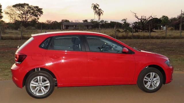 Fiat Argo 1.0 Drive x VW Polo 1.0 MPI