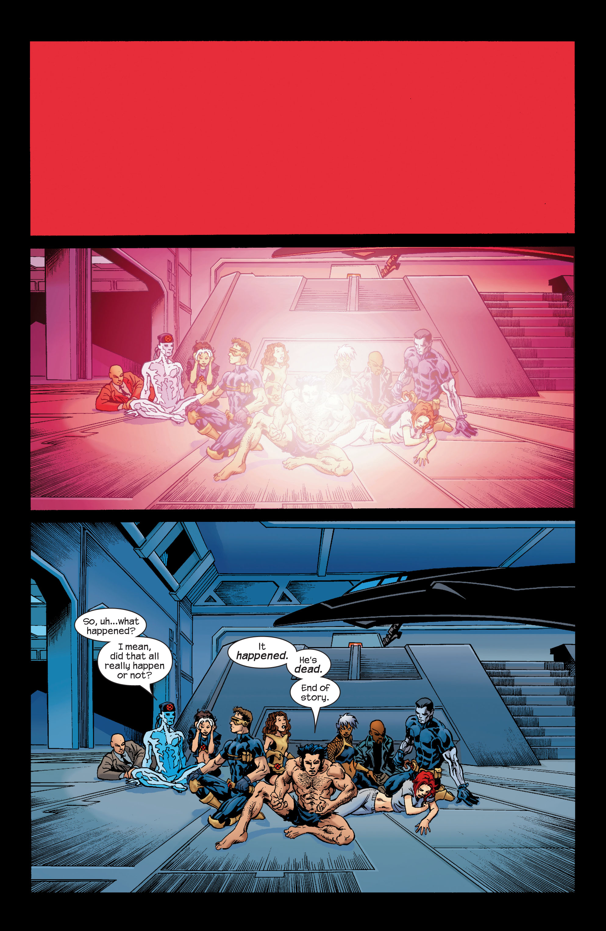 Read online Ultimate X-Men comic -  Issue #74 - 11