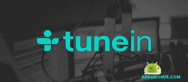 TuneIn Radio Pro – Live Radio Android Radyo Apk indir