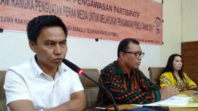 Jokowi Kunjungan Kerja Sambil Kampanye, Bawaslu NTB: Sudah Izin Cuti