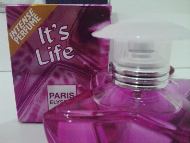 IT'S LIFE, PERFUME, BRITNEY SPEARS, FANTASY, RESENHA, PERFUME DOCE, PERFUME FRUTAL, PERFUME FEMININO, PARIS ELYSSES
