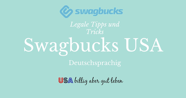 Legale Tricks für Swagbucks
