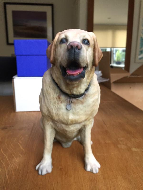 3D print Labrador Cooper