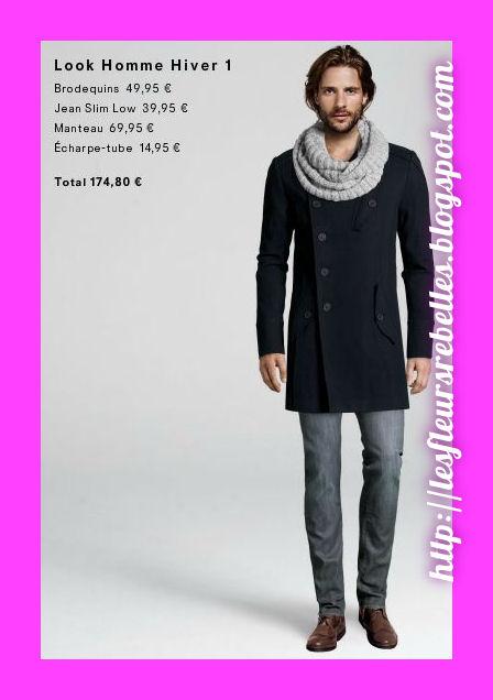 H m echarpe tube homme - Idée pour s habiller 49040ec7d3c