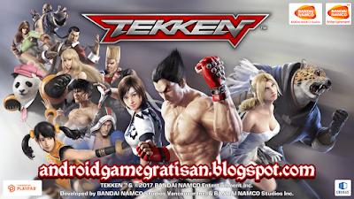 Download Game Android Gratis Tekken apk + obb