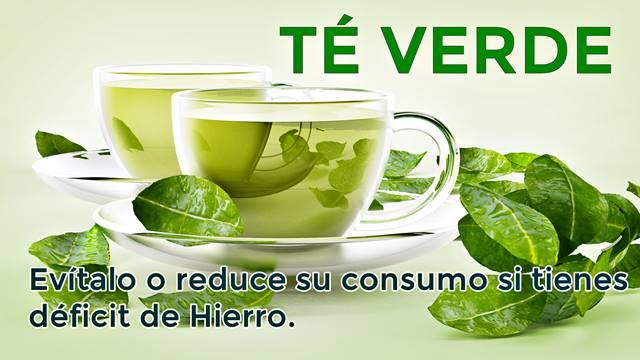 Lo bueno y lo malo del té verde
