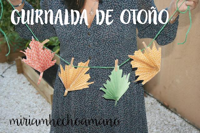 manualidad otoño