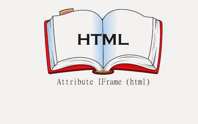 Belajar Html - Attribute IFrame