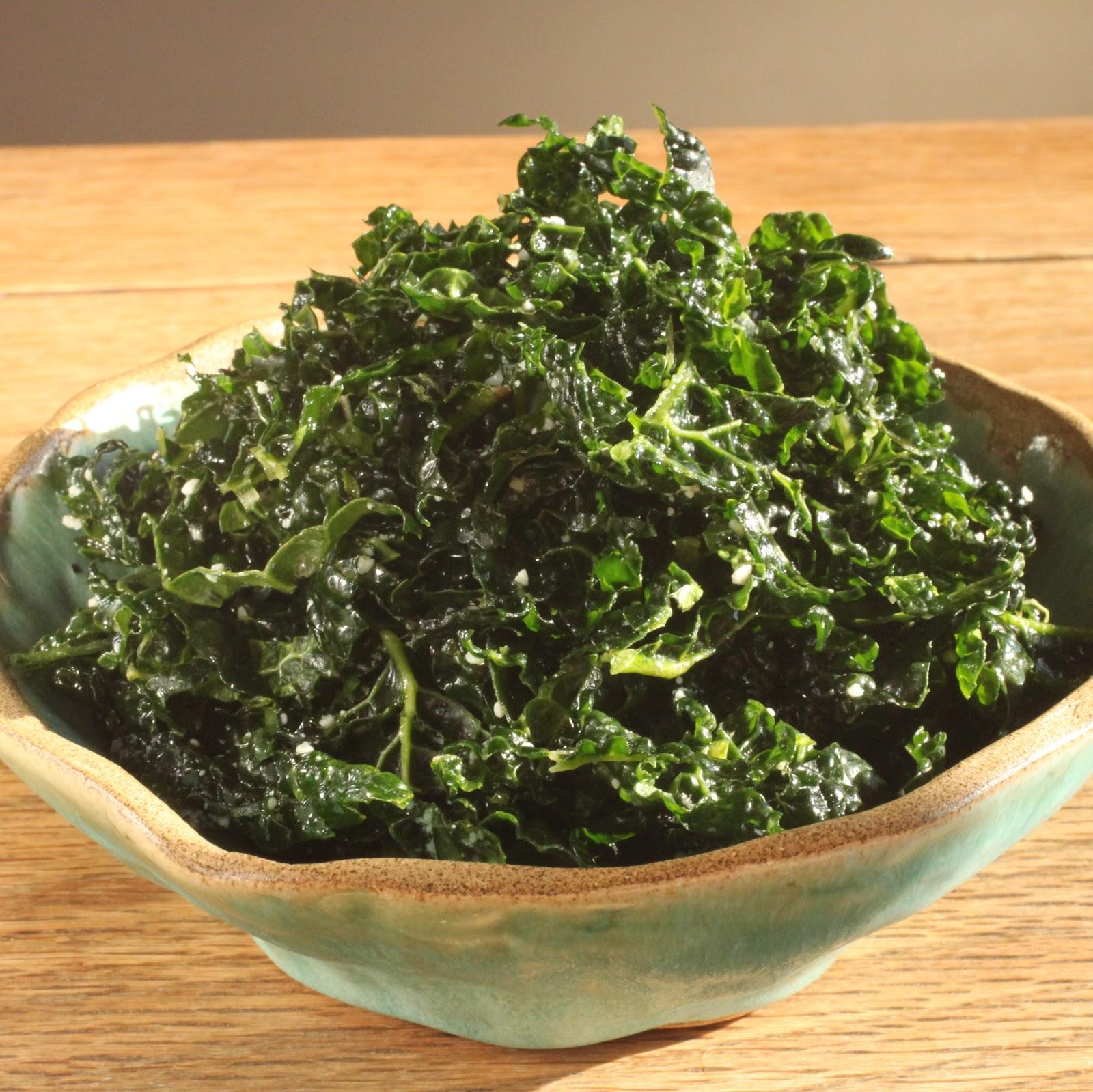 Kale Salad Recipe — Dishmaps